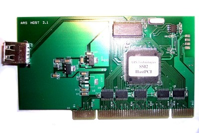 SSI2 Host PCI