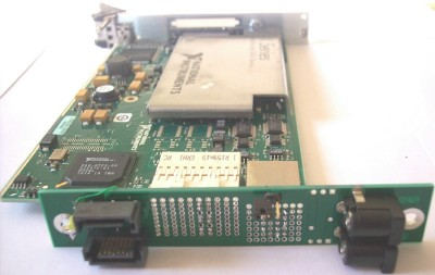 XPRS-cPCIe + PXIe card - mounting