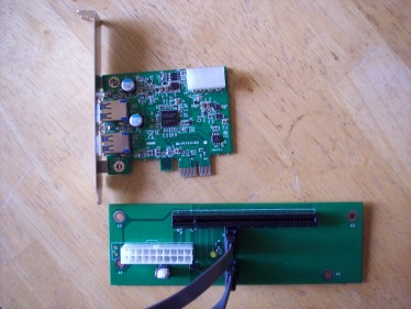 putting -x1 card in xprs-px-x16