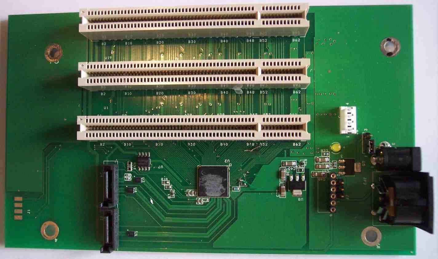 XPRS PCI X3