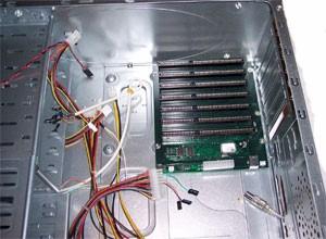 mount in a desktop box